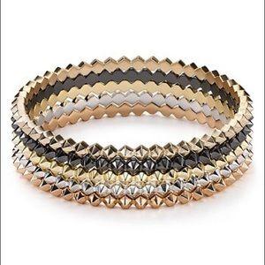 Kendra Scott Remy Bangle Bracelets Mixed Metals